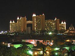 Nassau de noche