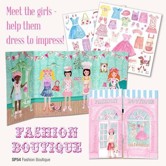 SP54 - Fashion Boutique