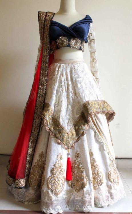Anjali Mahtani Couture GIRLS RECEPTION DRESS