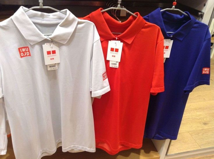 awesome Uniqlo Tennis Apparel For Sale | Apparel | Tennis ...