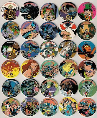 Image result for batman pogs