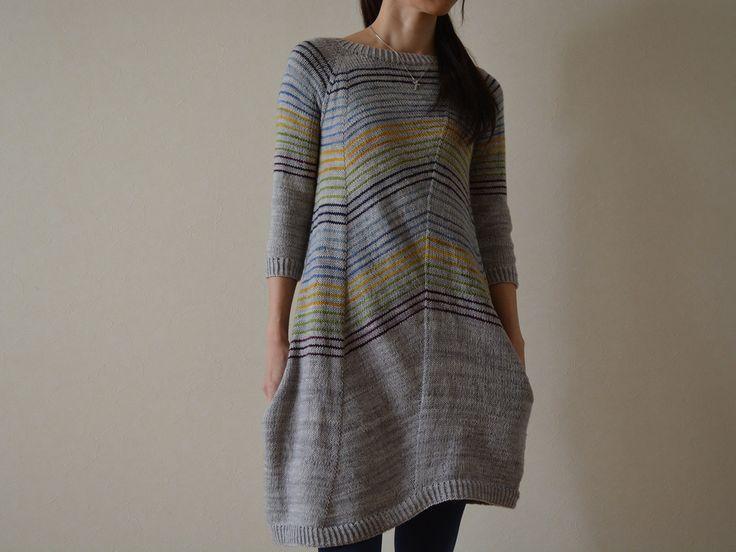 Knitted Bliss | Modification Monday: Laneway | http://knittedbliss.com