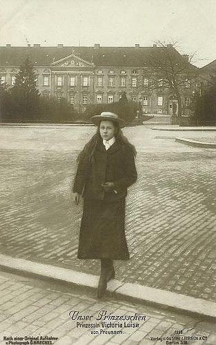 Prinzessin Viktoria Luise von Preussen, Princess of Prussia | Flickr - Photo Sharing!