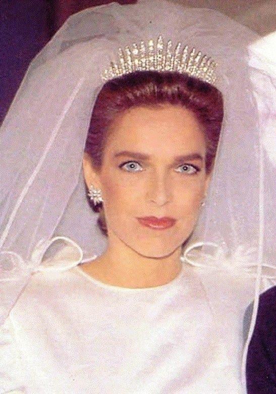Mariano Hugo, Prince of Windisch-Graetz married Archduchess Sophie of Austria on 11 Feb 1990 in Salzburg, Austria