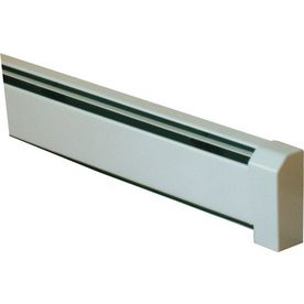 Hydrotherm 6-ft Hydronic Baseboard Heater Enclosure