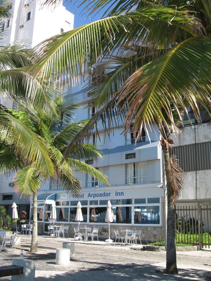Arpoador Inn Hotel - Arpoador, Rio de Janeiro.