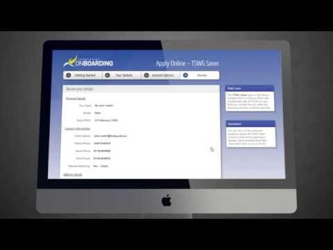 TSWG's Expresso Onboarding is a powerful online customer verification tool. Allowing new and existing customers to generate accounts online.  Real-time application approvals through electronic identity verification removes the need to visit a branch. This streamlines the account opening process, creating an instantaneous experience for customers. As a result decreases customer loss and increases customer experience.