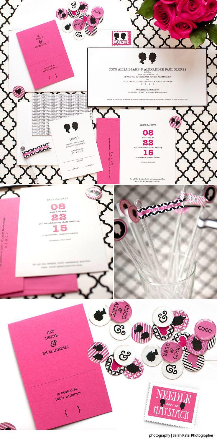 18 Best Simple Wedding Invitations Images On Pinterest Card