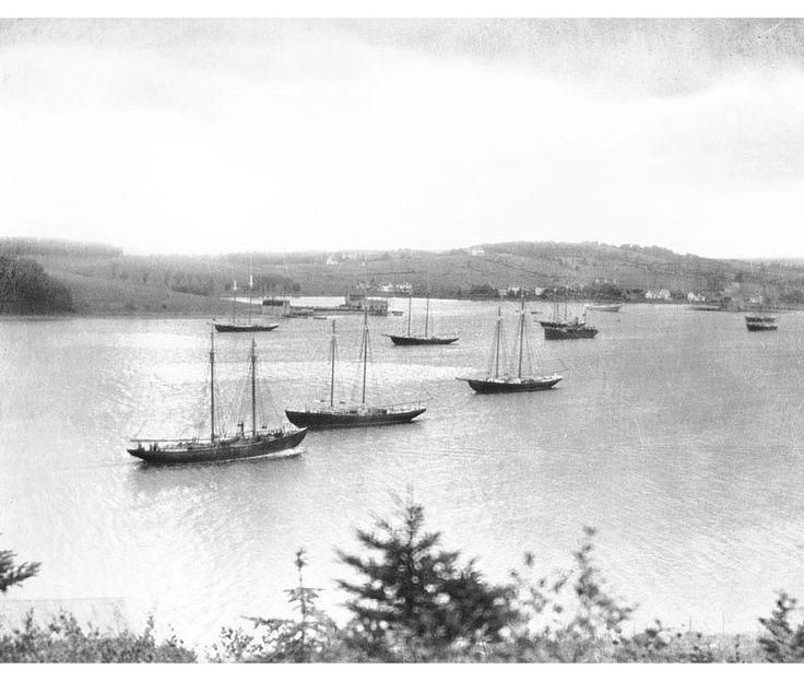 698 Best Nova Scotia Fishing Schooner Images On Pinterest