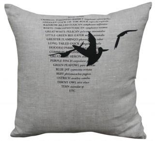 cushion cover - 3 birds