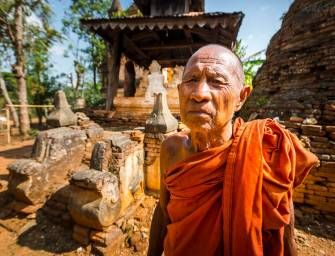 Wild about Burma