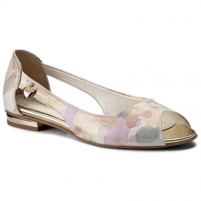 Sandále R.POLAŃSKI - 0778 Moro Róż