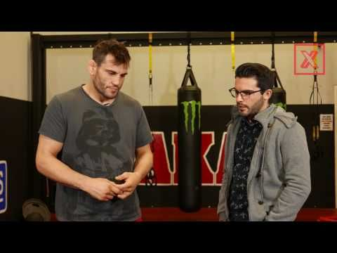 Jon Fitch on GSP, the Ali Act, fighters' union & super-fights