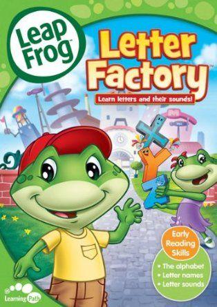 LeapFrog: Letter Factory