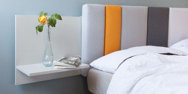 Tablie de pat cu perne interschimbabile