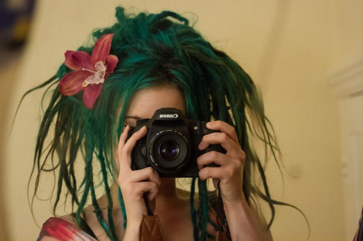 I'm gonna start wearing my hair like this!