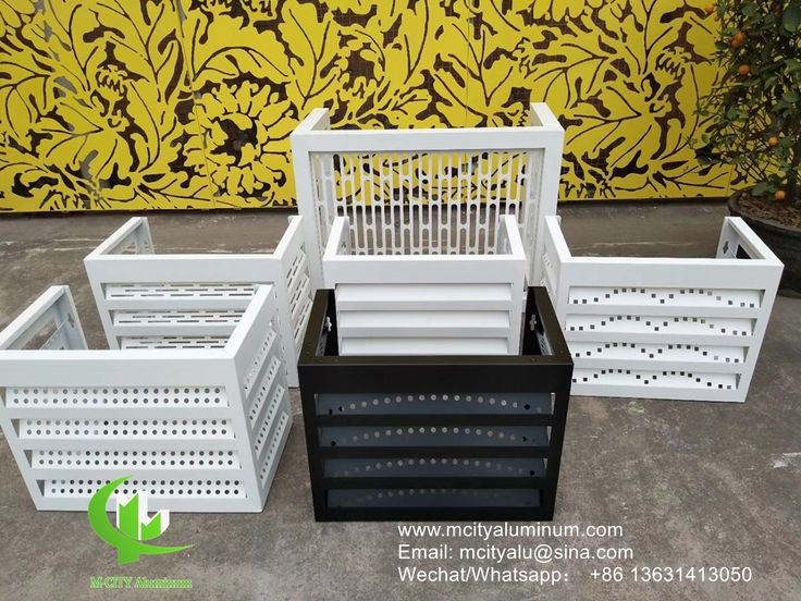 Pin On Condo Decor, Outdoor Air Conditioner Covers