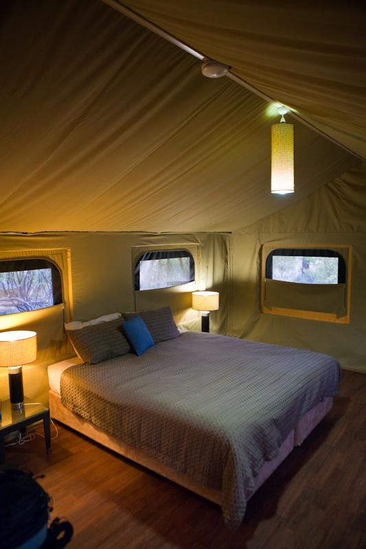 Kings Canyon Wilderness Lodge, Australia