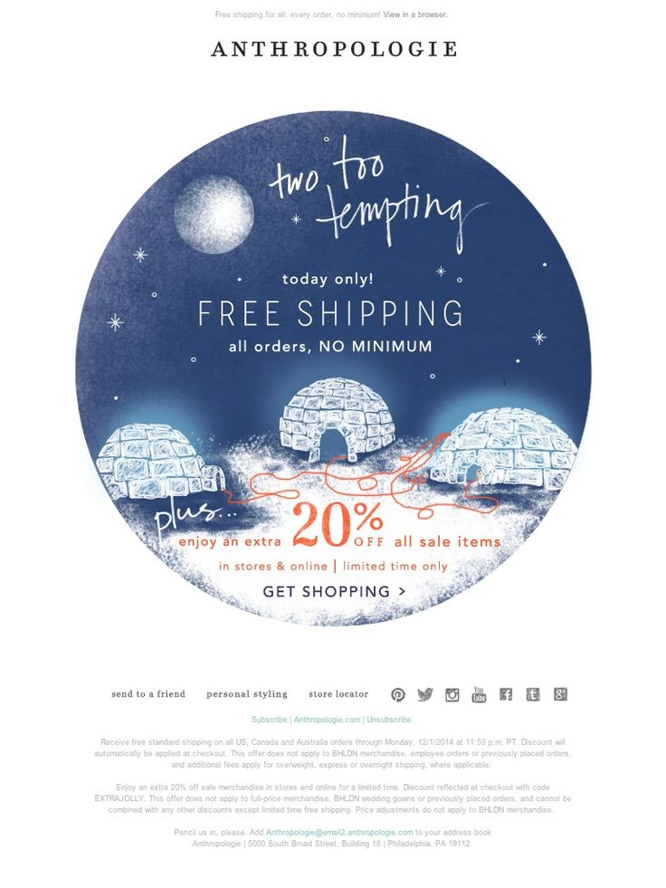 Anthropologie - Two for you: 20% OFF sale, PLUS...