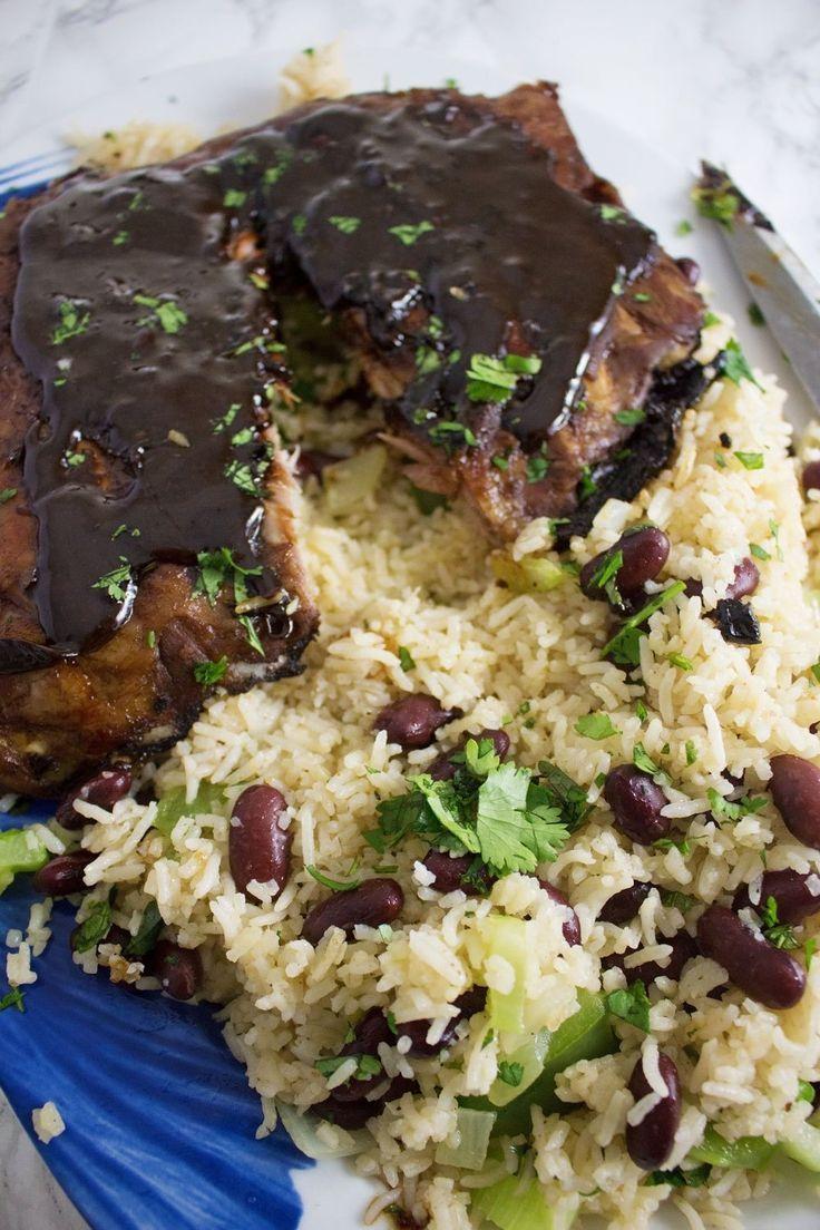 Bbq pork rib marinating recipes