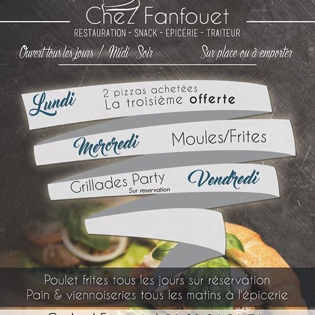 Facebook : Freddy Dufour Photographie  #infographic #infographie #logo #illustrator #photoshop  #2d #graphisme #graphiste #restaurant #normandie #normandietourisme #snack #epicerie #traiteur #follow4follow
