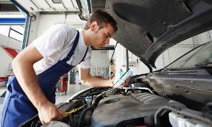 1 Auto-Maintenance Package, or Brake-Pad Replacement at Auto and Truck Repair-Metro 25 (Up to 66% Off)