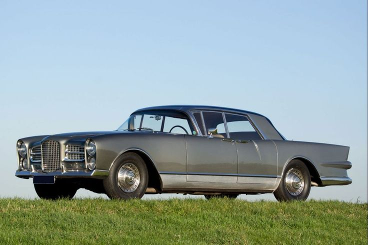 Facel Vega Excellence 1958  Maintenance/restoration of old/vintage vehicles: the material for new cogs/casters/gears/pads could be cast polyamide which I (Cast polyamide) can produce. My contact: tatjana.alic@windowslive.com