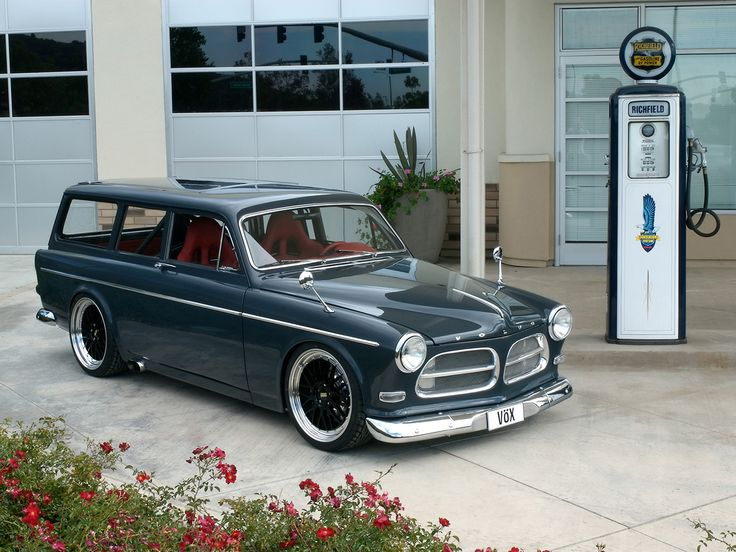1967 Volvo ''Amazon'' 121 Wagon 600 HP