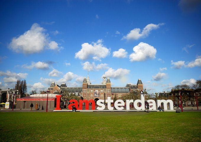 Die Top 10 Sehenswürdigkeiten in Amsterdam