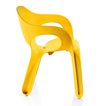 Easy Chair Yellow now featured on Fab.