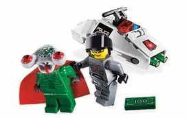 LEGO Space Police Set #5969 Squidman's Escape