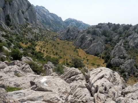 Mali Alan, Tulove Grede (Velebit, Croatia) - Winnetou http://jhrdy.webgarden.cz/