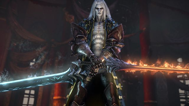 castlevania lords of shadow 2 alucard - Google Search ...
