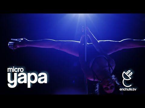 microYAPA: Baile Del Tubo (Pole Dance) - http://poledance.cc/microyapa-baile-del-tubo-pole-dance/