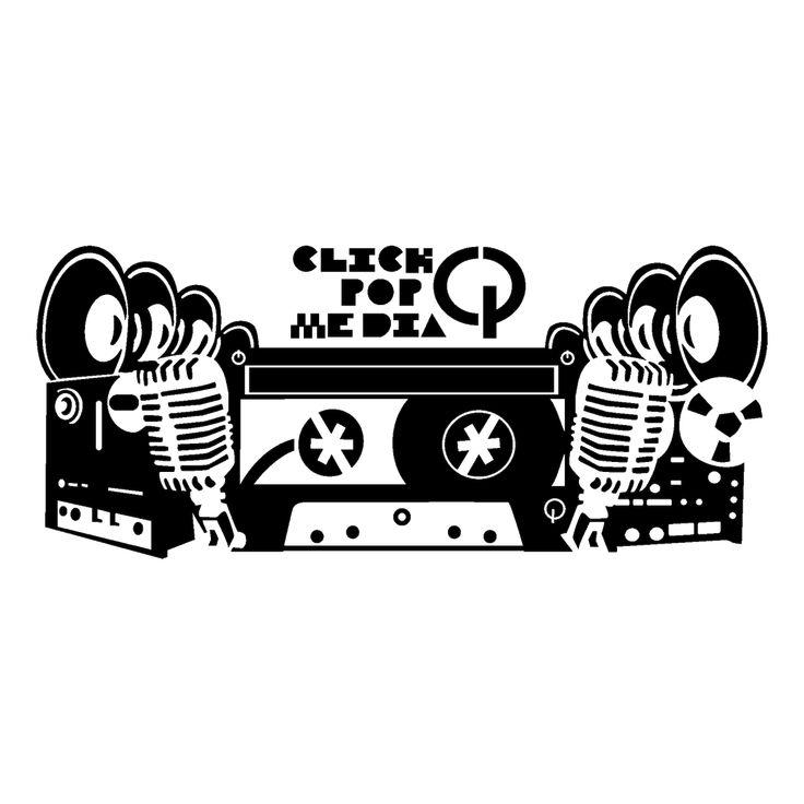 Vinilo Micrófonos y Música Pop