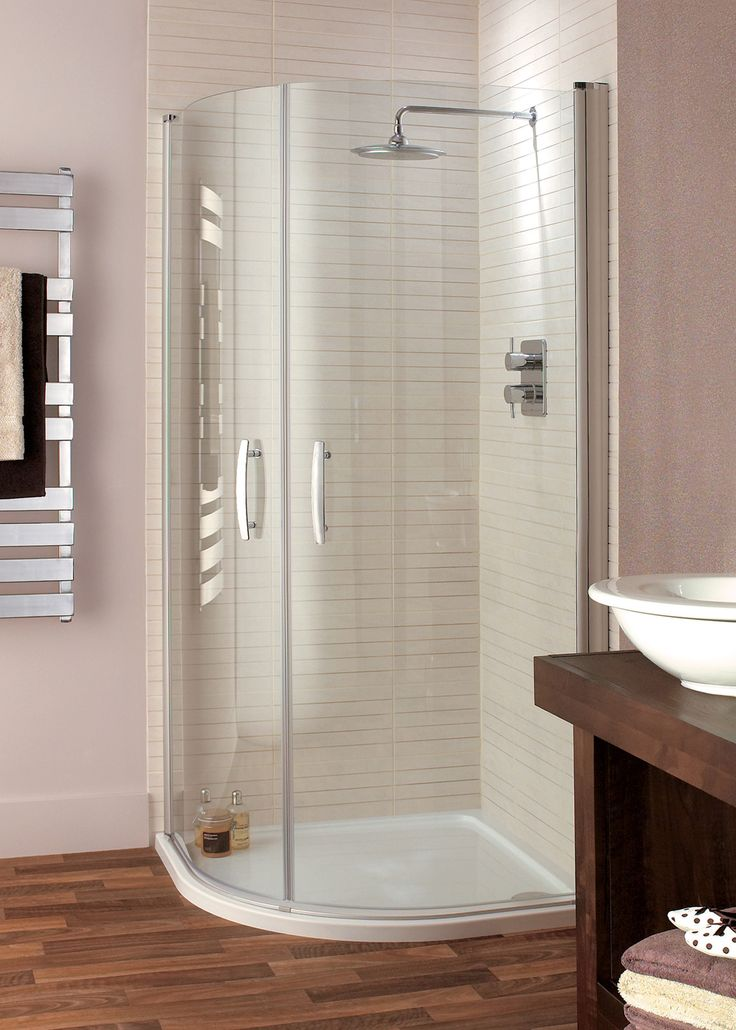 Lavello Corner Shower Enclosure |  Lakes Bathrooms
