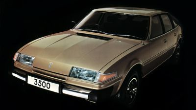 Rover SD1 1976-1986 by drive.gr