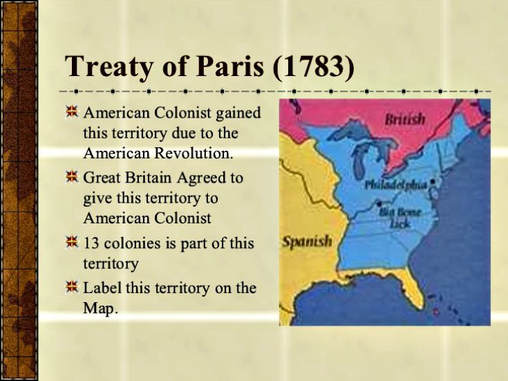 Best American Revolution Images On Pinterest The Americans - Us territory map the original addition of 1783