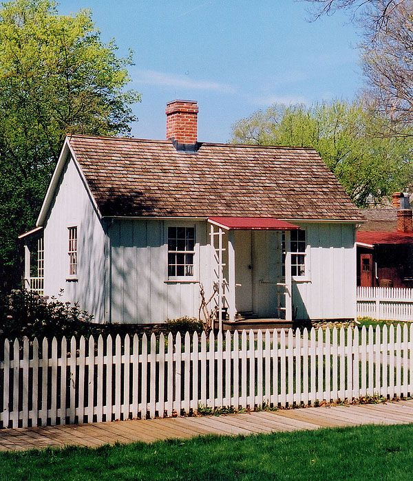 Tiny HouseTiny House, Picket Fence, House Building, Smallhouse, Small House