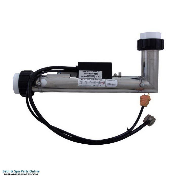 Hydro-Quip 4.5kW L Shape Heater [PS Air] [230v] [W/Short Cord] [Slide] (48-PSL45-SA)