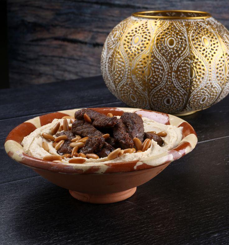 Hummus With Beef حمص باللحمة Food Processor Recipes Stuffed Peppers Beef Filet