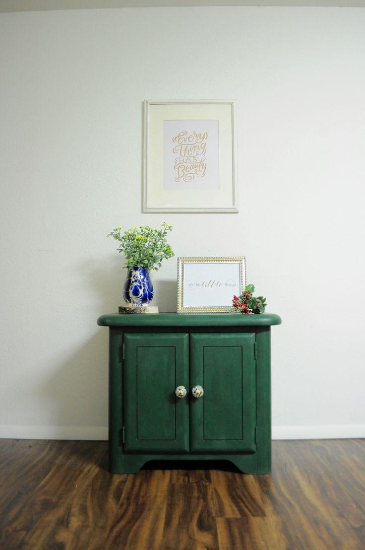 7 Best Annie Sloan Amsterdam Green Images On Pinterest