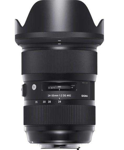 A Quick Look at the New Sigma 24-35 f/2 Art [by Roger Cicala on LensRentals]