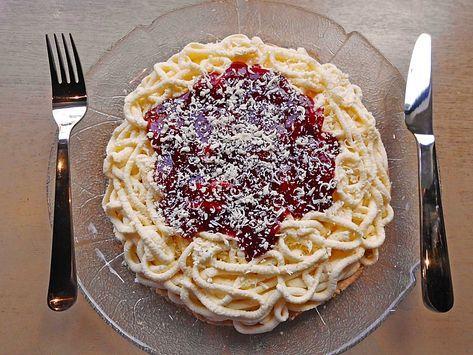 Spaghettikuchen, ein beliebtes Rezept aus der Kategorie Kuchen. Bewertungen: 36. Durchschnitt: Ø 4,3.
