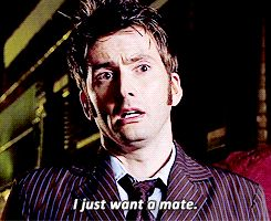 doctor who mine David Tennant Catherine Tate Donna Noble ten Season 4 doctor 4x1 dw
