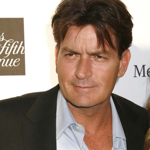 Charlie Sheen's Mediterranean-Style Home in L.A.= love