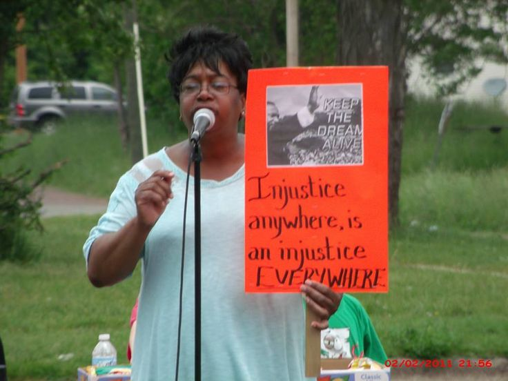 Many speakers at #OccupyPGA2016 who spoke passionately about the injustice of Rev. Pinkney's incarceration. www.bhbanco.org