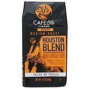 H‑E‑B Cafe Ole Houston Blend Medium Roast Whole Bean Coffee