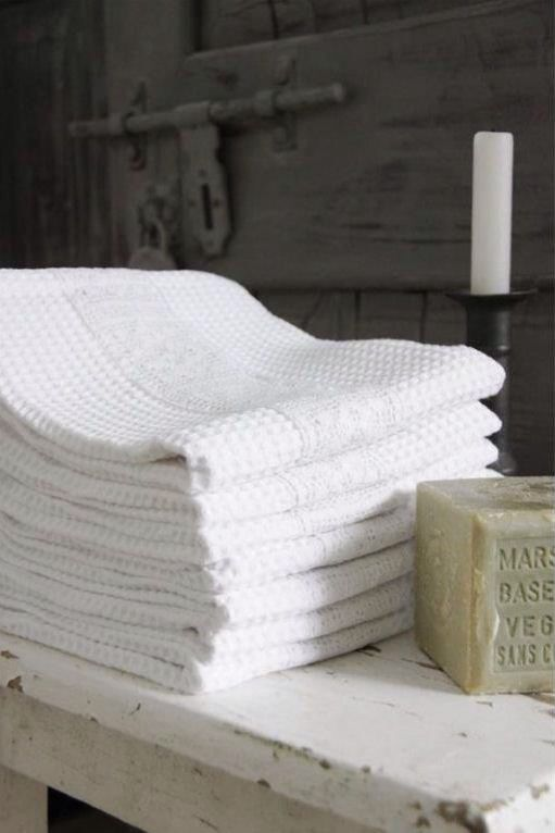 Linen and towels