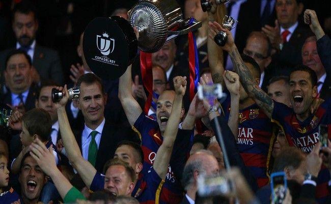 FC Barcelona Campeón de Copa 2016